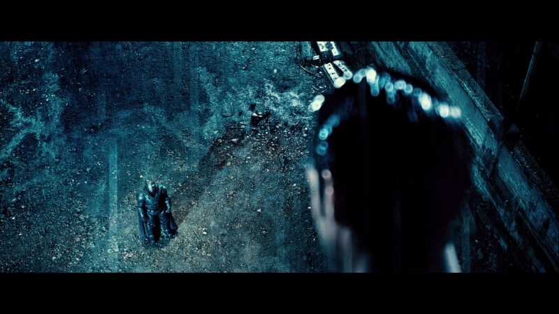 День против Ночи — Супермен