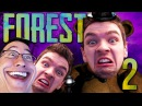 JACK IS FREDDY! The Forest COOP w/ JackSepticEye - Part 2