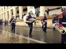 Parade in Bogota Парад в Боготе