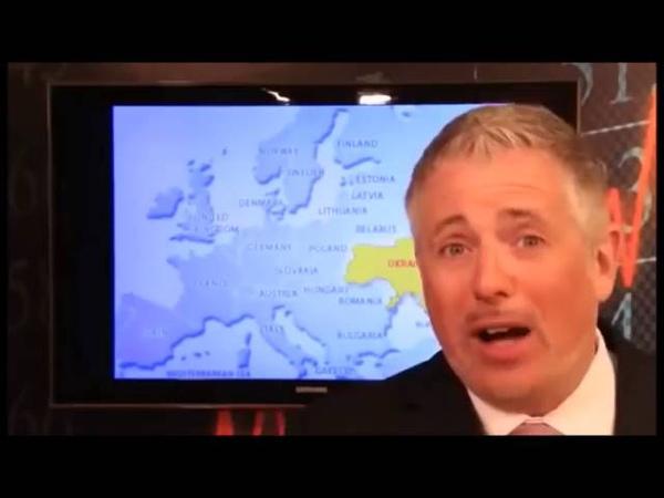 Немецкий эксперт Нас в Европе держат за идиотов США устроили госпереворот на Украине 11 июн 2014 г