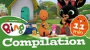 Bing - Yummy Delicious | Full Episodes | Videos For Kids | Bing Bunny