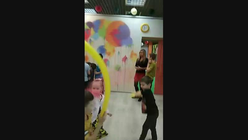 Ура шарики, день рождения