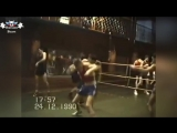 ? Old SCHOOL of BOXING in the USSR