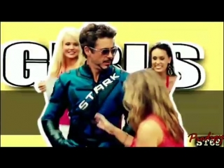 Iron man Clip / Железный человек