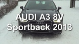AUDI A3 8V Sportback 2013