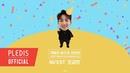 [L.O.Λ.ETube] 백호(BAEKHO) - 조금만 @Happy BAEKHO Day Busking Live nuest