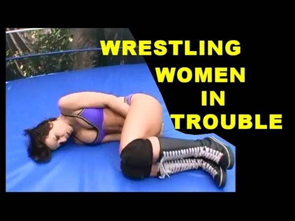 Wrestling Women in Trouble Vol 9 Remake