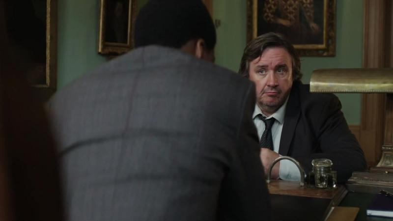 Шекспир и Хэтэуэй: Частные детективы [1 сезон, 5 серия] (Shakespeare And Hathaway: Private Investigators) озвучено GreenРай