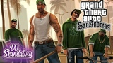 Ice Cube, Snoop Dogg, 2Pac - GTA San Andreas (NEW 2019 Grand Theft Auto Music Video)