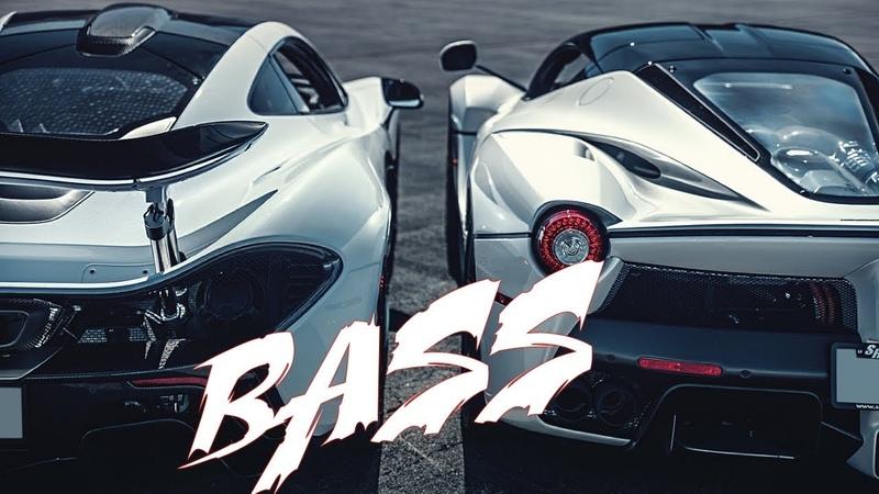 Крутая Клубная Басс Музыка в Машину 2018