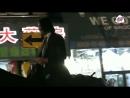 Keanu Reeves Filming Stunt Scenes for John Wick 3 Set Video