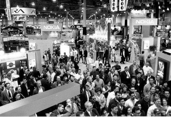 Выставка CES (Выставка потребительской электроники). 1967- 2012 год