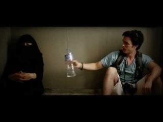Мусульманская женщина и чужой мужчина.