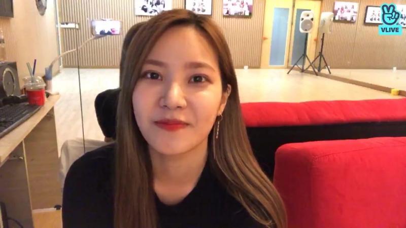 [V LIVE] 베리굿(Berrygood) - 율와떠율
