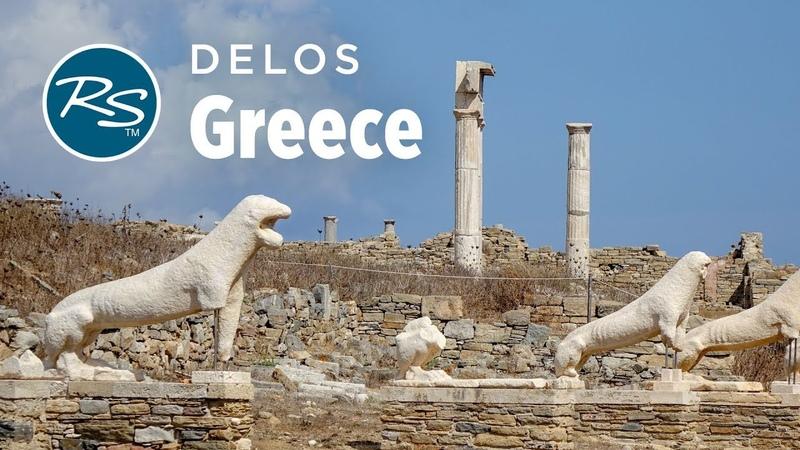 Delos, Greece Ancient Ruins - Rick Steves Europe Travel Guide - Travel Bite