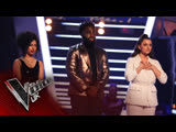 will.i.am makes his Knockout decision (The Voice UK 2019)