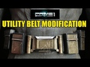 Prime1Ben Affleck Batman Belt Modification- Chris' Custom Collectables!