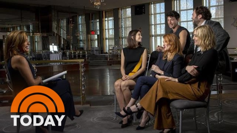 'Fantastic Beasts' Cast And JK Rowling Talk New Movie – Watch Extended Interview | TODAY