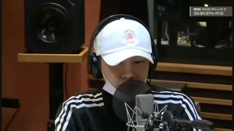 [VK][181031] MONSTA X @ Yang Yoseop's Dream Radio