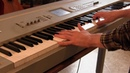 Keane Somewhere Only We Know Cover Original piano accompaniment Oleg Smirnov