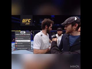 5-я в UFC Забита Магомедшарипова