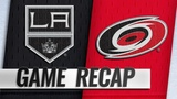Teravainen powers Canes to win with four-point effort