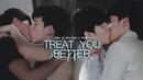 Kiss me again | water boyy | pete x kao/apo x waii