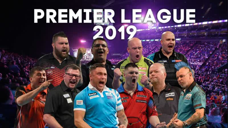 Michael Smith vs Michael van Gerwen Premier League 2019 Week 1