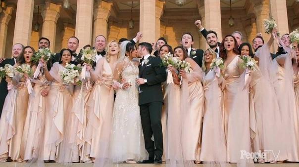 Первые свадебные фото Приянки Чопра и Ника Джонаса ?