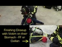 FF VRS - PART 3: Fully Body Harness for the Unconscious Victim