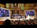 Почётные гости в Московском международном Доме музыки