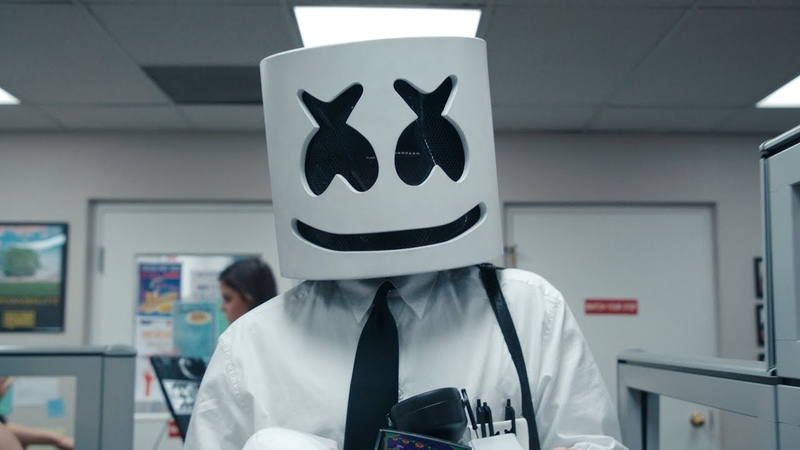 Marshmello - Power (Official Music Video)