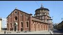Milano - Basilica di Santa Maria delle Grazie -- Milan - Basilica of Santa Maria delle Grazie