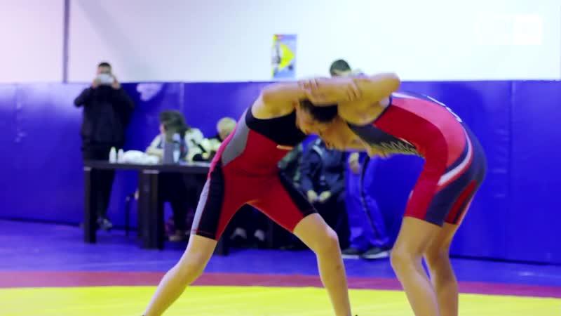 Турнир по греко римской борьбе среди юношей в КСЕ Альянс