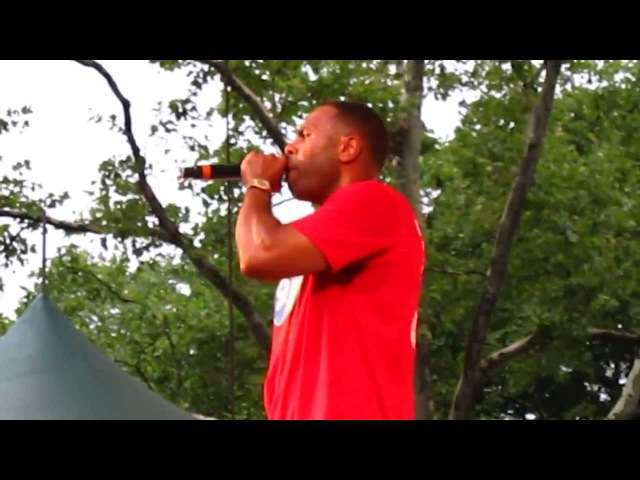 Pete Rock CL Smooth - They Reminisce Over You (T.R.O.Y.) (Rock Steady Crew's 36th Anniversary Concert at Central Park,