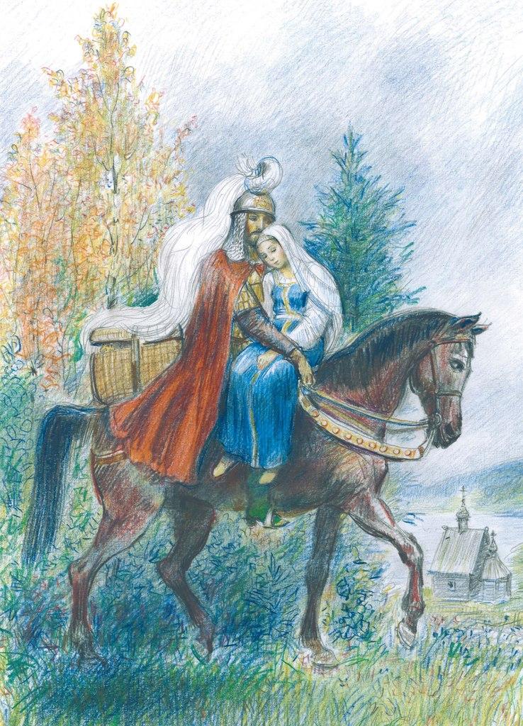 сочинение пушкин руслан и людмила