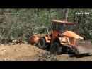 Сотрудники «Удмуртэнерго» «косят» деревья для стабильной подачи ресурса