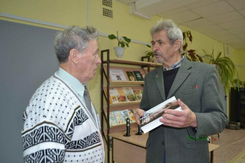 Иркэм Хайретдинов и Ильдус Сибгатуллин