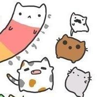 мультяшные картинки котиков