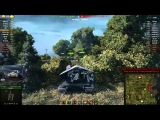 l   World of Tanks   l Тест 0 8 11 l Бой на Вафле