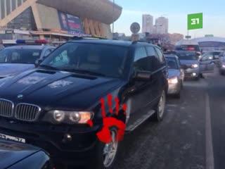 Я боялся, что он меня застрелит. Житель Челябинской области устроил стрельбу на дороге