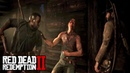 Red Dead Redemption 2 - АРТУР И ЧАРЛЬЗ СПАСАЮТ ПАРЯЩЕГО ОРЛА   СЫН КОРОЛЯ
