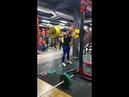 Приседания 200 кг на 2 раза с остановкой в глубоком седе Paused back squats 200 kg × 2 reps