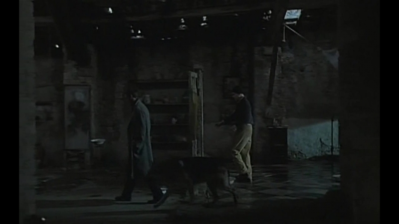 НОСТАЛЬГИЯ 1983 драма Андрей Тарковский 1080p