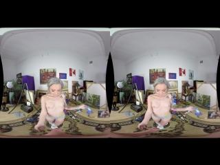Dakota Skye - Pounding the Painter [All Sex, HArdcore, Blowjob, Gonzo, VR]