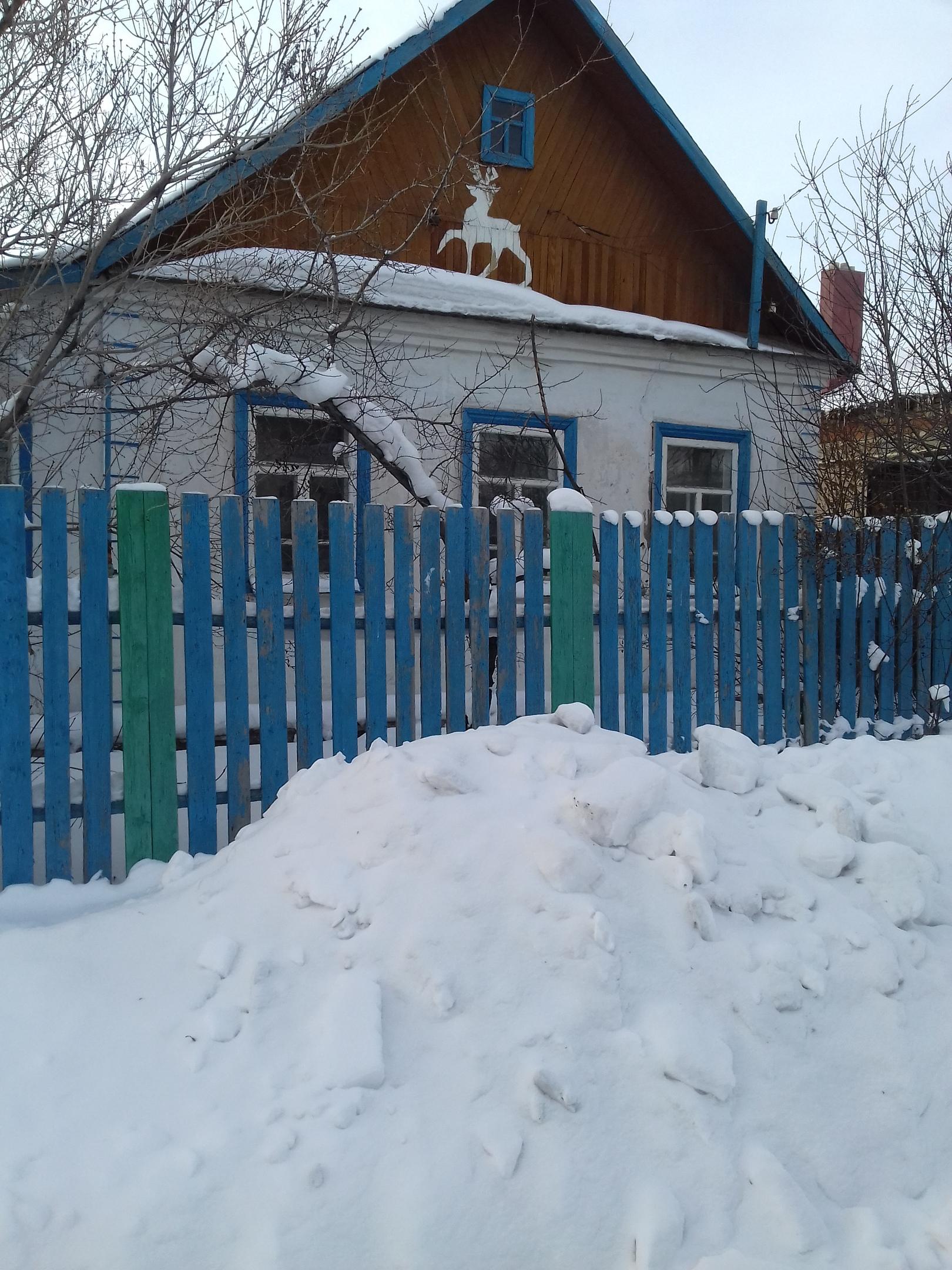 Купить дом .кирпичный на остановке | Объявления Орска и Новотроицка №1730