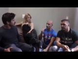 W4L The Candice &amp Joey Show Episode 31 with Bad Influence (Christopher Daniels &amp Frankie Kazarian)