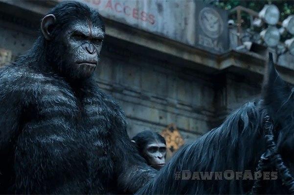 восстание обезьян смотреть: