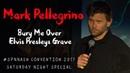 Mark Pellegrino Baptize me over Elvis Presley's Grave SPNNash SNS