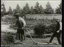 Политый поливальщик 1895 Первая кинокомедия